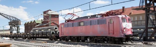 Neuheit 2020 - Gealterte Baureihe 140 ist da